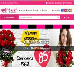 Get Flower - Online Çiçek